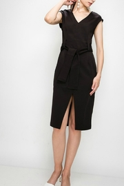 Starrs On Mercer Belted Dress - Product Mini Image