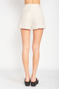 Emory Park Belted High Waist Short - Alternate List Image