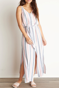 Bella Dahl BELTED MAXI DRESS - Product List Image