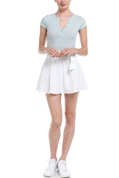 Shoptiques Product: Belted Mini Skort