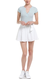 Do & Be Belted Mini Skort - Product Mini Image