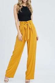 The Clothing Co Belted Pants - Product Mini Image