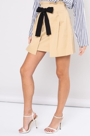 Do & Be Belted Paperbag Skirt - Product Mini Image