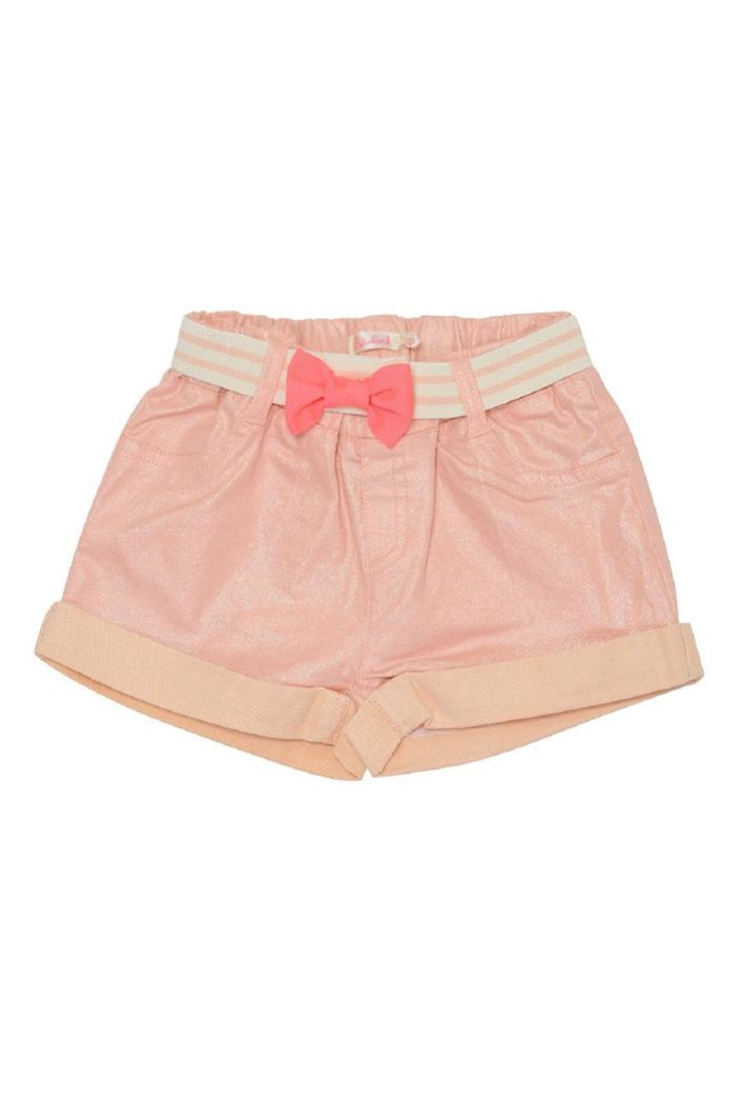 Billieblush Belted Shimmer Short - Main Image