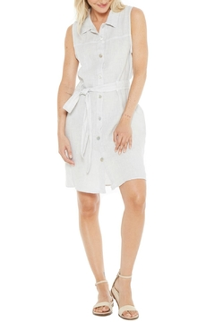 Bella Dahl Belted Shirt Dress - Product List Image