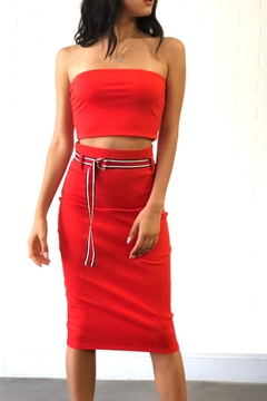 1f64b889a635 ... Better Be Belted Skirt Set - Product List Placeholder Image