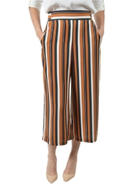 Potter's Pot Belted Stripe Pants - Product Mini Image