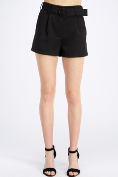 Shoptiques Product: Belted Summer Shorts