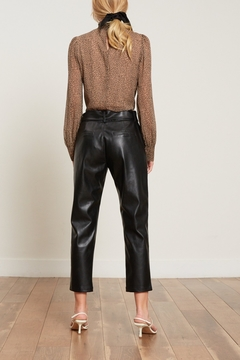 Lucy Paris  Belted Trouser - Alternate List Image