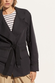 Vince Belted Utility Jacket - Product Mini Image