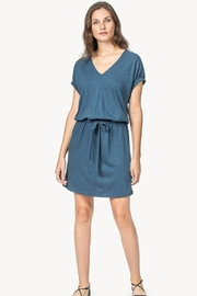 Lilla P Belted V-neck dress - Product Mini Image