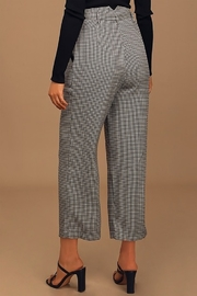 Moon River Belted Wide Leg Trouser - Side cropped