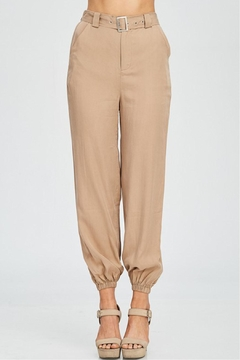 Emory Park Belted Wide Pants - Product List Image