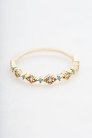 Girls Crew Belz Ring - Front cropped