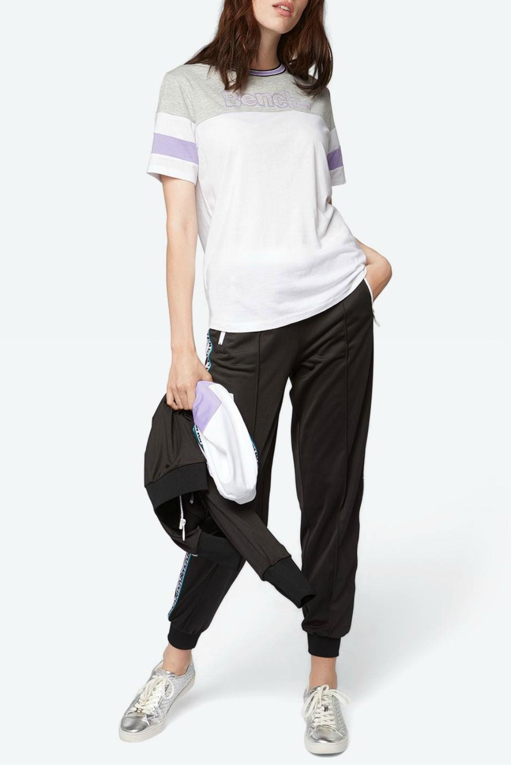 Bench Color Block Tee - Side Cropped Image