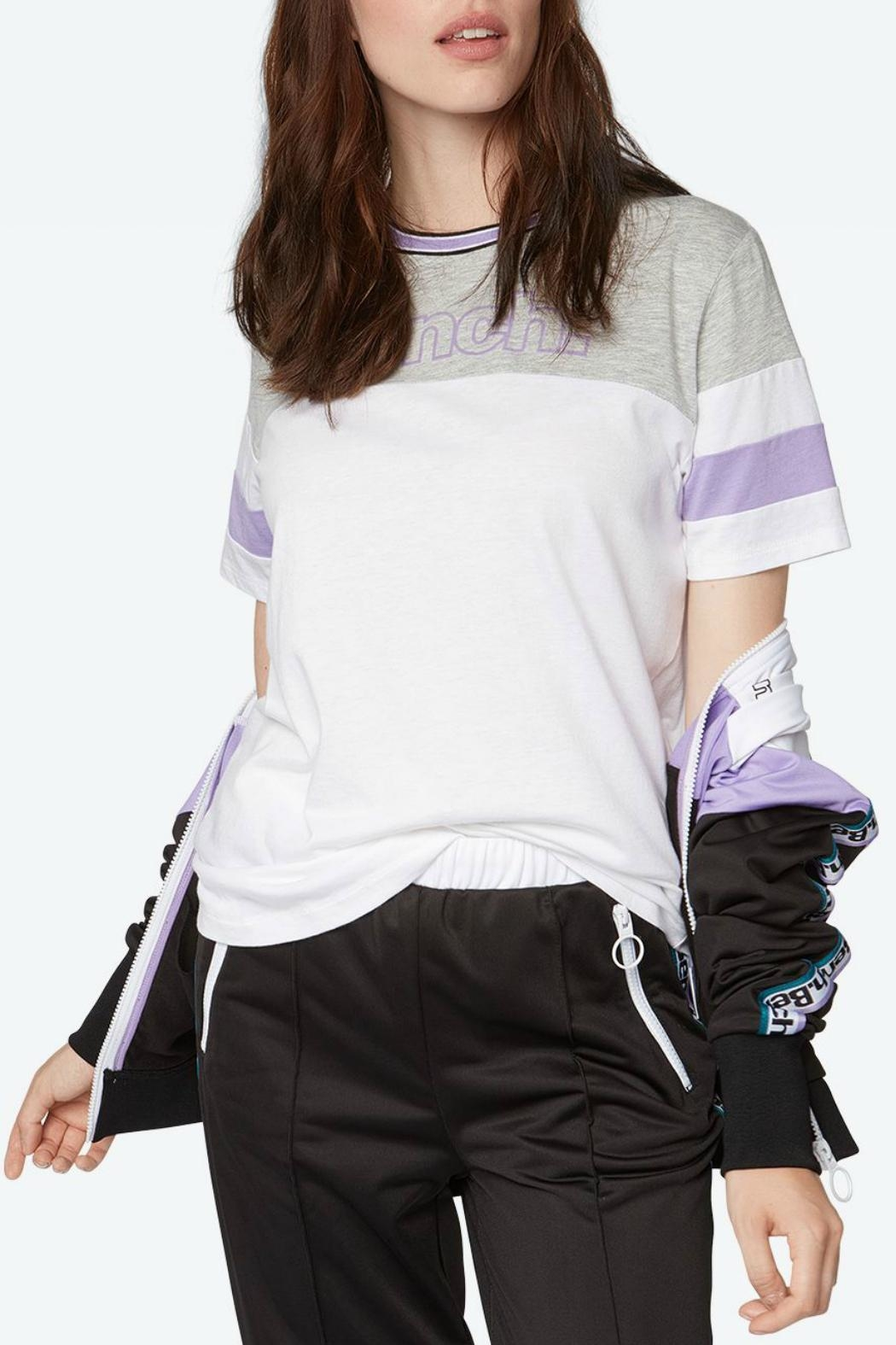 Bench Color Block Tee - Main Image