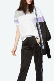 Bench Color Block Tee - Front full body
