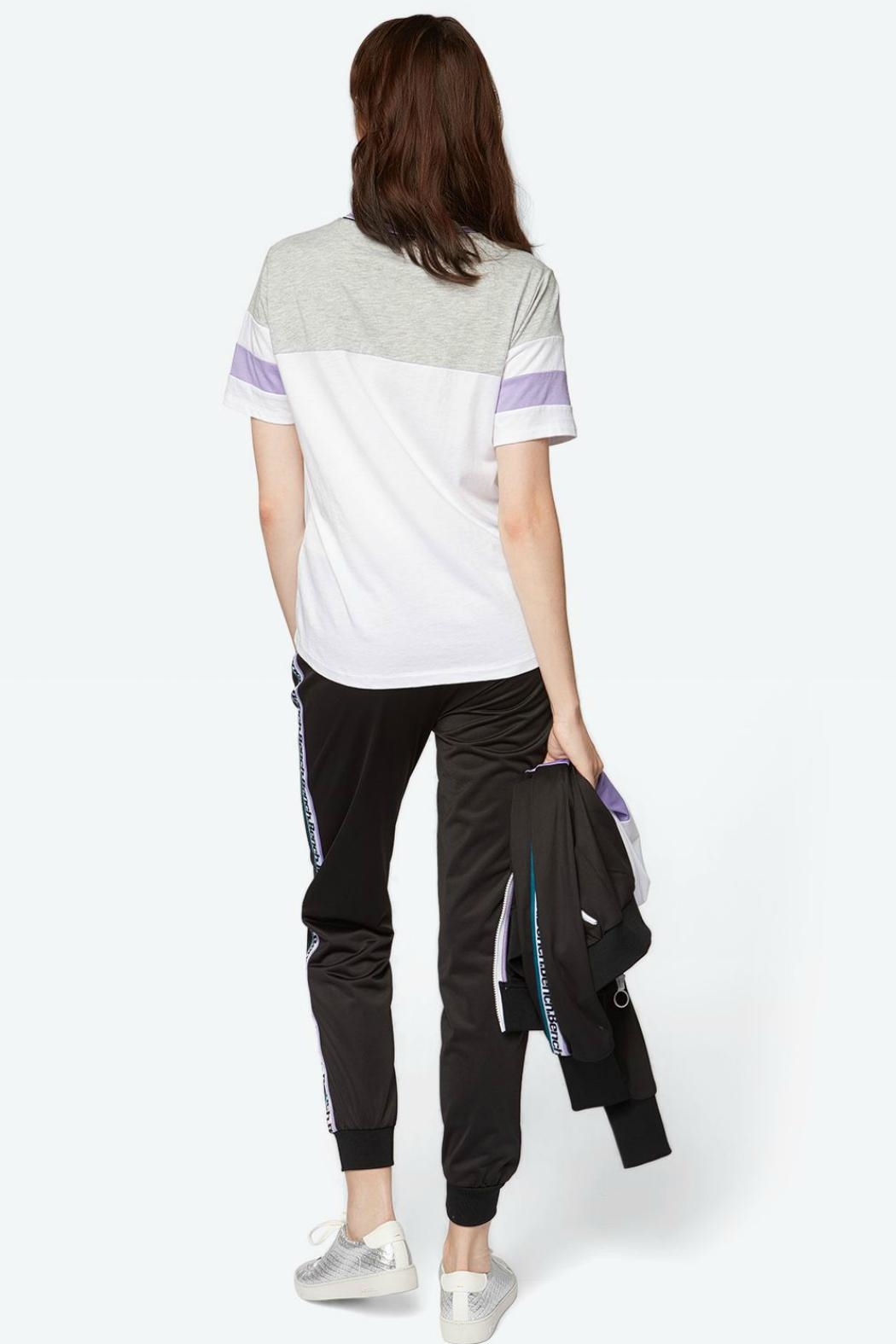 Bench Color Block Tee - Back Cropped Image