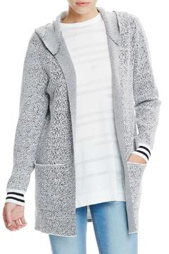 Shoptiques Product: Easy Gray Cardigan
