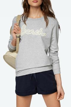 Bench Hole Crew Neck Pullover - Product List Image