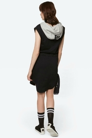 Bench Hoody Dress - Back cropped