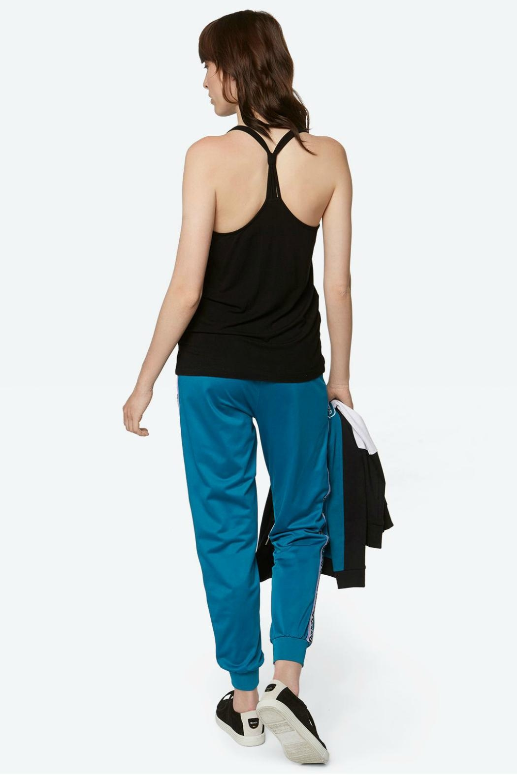 Bench Jersey Strap Tank Top - Front Full Image