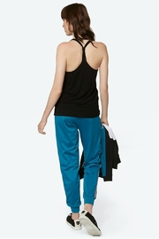 Bench Jersey Strap Tank Top - Front full body