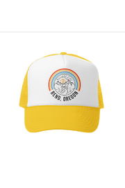 Grom Squad Bend Oregon Trucker Hat - Product Mini Image