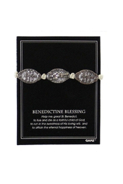 Ganz Benedictine Blessing Bracelet - Product Mini Image