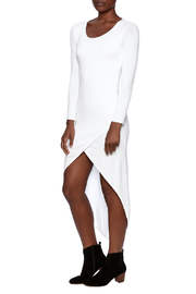 Benjamin Jay Tulip Modal Dress - Product Mini Image