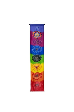 Benjamin International Chakra Banner - Alternate List Image