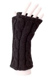 Benjamin International Knit Arm Warmers - Front cropped