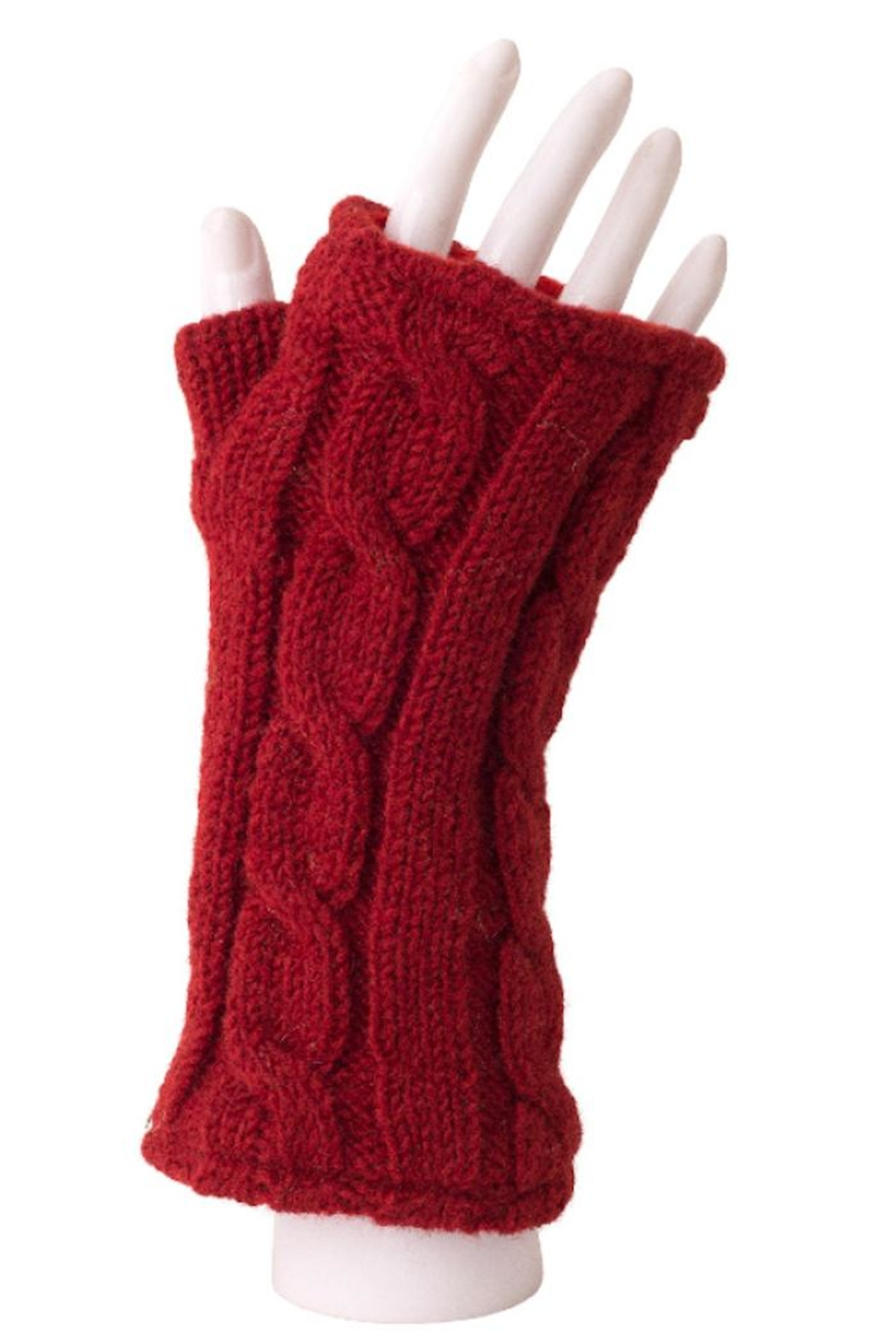 Benjamin International Knit Arm Warmers - Front Cropped Image