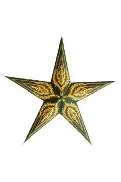 Benjamin International Olive Star Lantern - Alternate List Image
