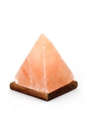 Benjamin International Salt Lamp Pyramid - Product Mini Image