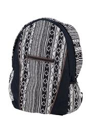 Benjamin International Striped Backpack - Product Mini Image