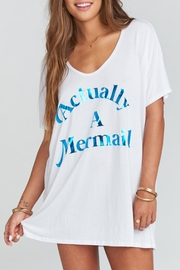 Show Me Your Mumu Benji Tunic Tee - Product Mini Image