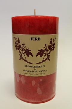 Bennington Fire Candle - Product List Image