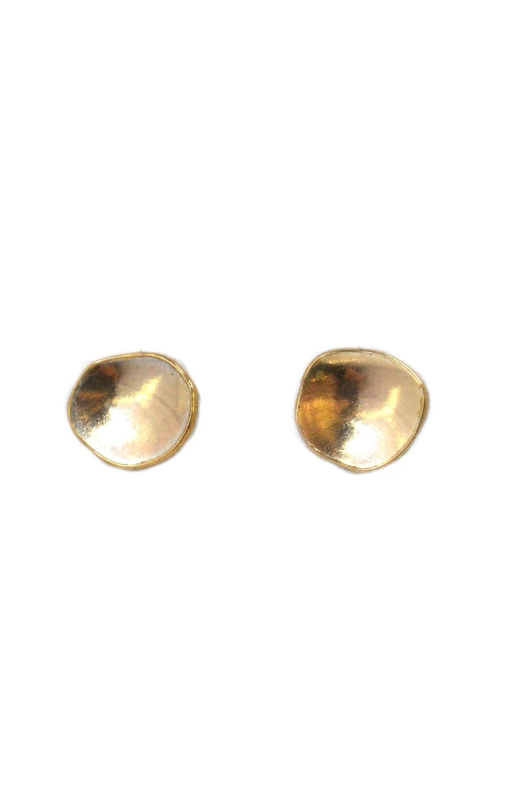 Bent by Courtney Ace Studs - Main Image