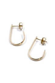 Bent by Courtney Jay Studs - Side cropped