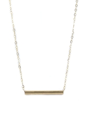Bent by Courtney Piper Necklace - Product Mini Image