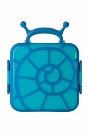 boon by Tomy Bento Box - Blue - Front cropped