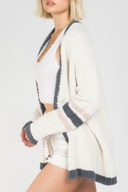 MHGS Berber Fleece Cardigan - Front cropped