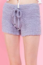 POL Berber Fleece Shorts - Product Mini Image