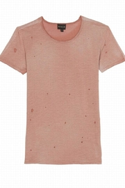 Berenice Perforated T-Shirt - Product Mini Image