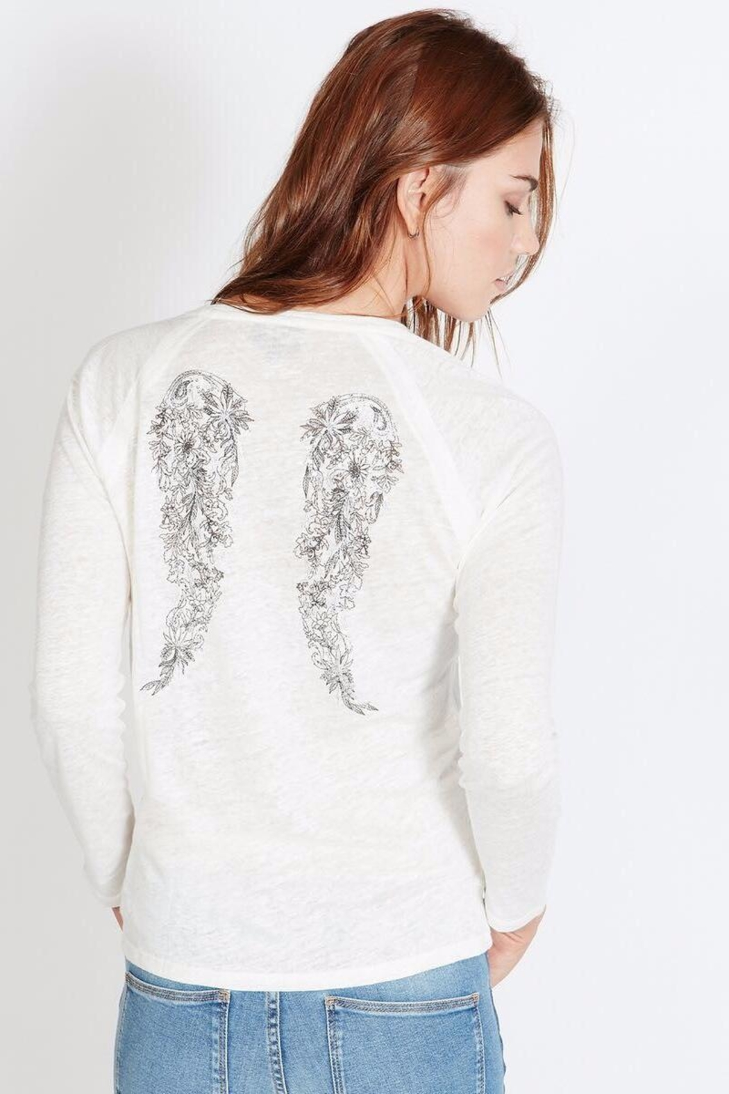 Berenice Wings t-Shirt - Main Image