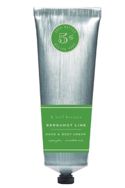 K Hall Studio Bergamot Lime Hand & Body Lotion - Product Mini Image
