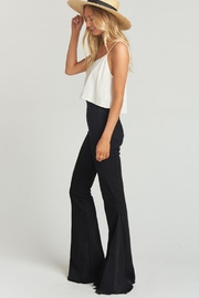 Show Me Your Mumu Berkeley Bells Black - Front cropped
