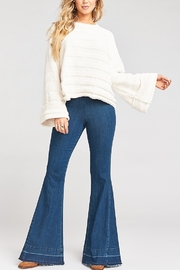 Mumu Berkeley Bells Flare Jean - Product Mini Image