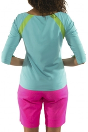 Gretchen Scott Bermuda Short - Front full body